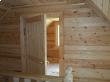 Деревянная дверь - филенка