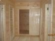 Деревянные филенчатые двери в доме