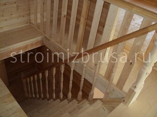 Материалы для строительства бань и домов, хранение строймате.