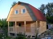 Проект дома Д34 Рогачевский (6х6)