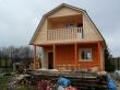 Строительство дома Д3.1 Прохор (6x6)