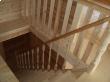 Лестница с мансарды