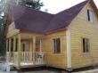 Мансардный дом