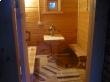 Баня брусовая Б182 Верочка-3 комната отдыха
