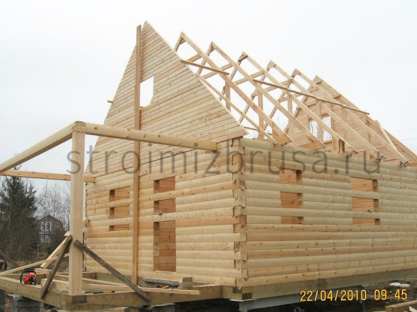 Дома из бруса проектУстановка кондиционерКоптильня с дымогенератором