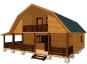 Внешний вид дома 3D
